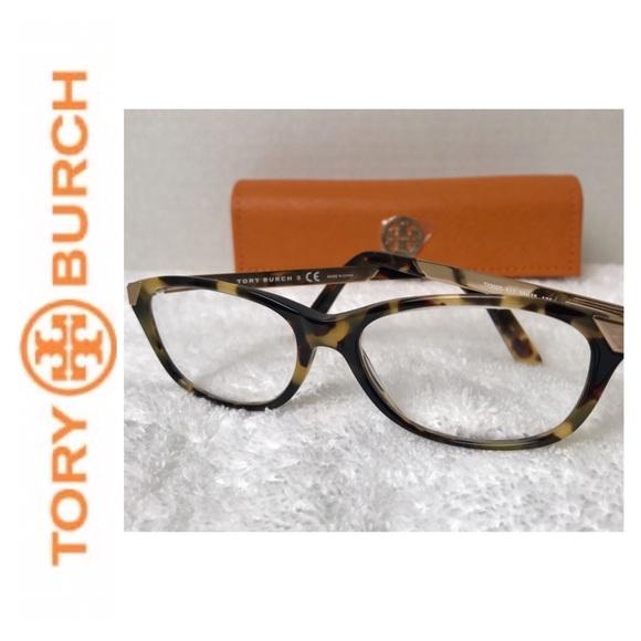 7718e48e936 Tory Burch Prescription Eyeglasses w  Case. M 5a660dbb331627d448bce034